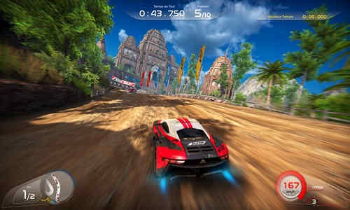 Rise Race The Future Game Free Download