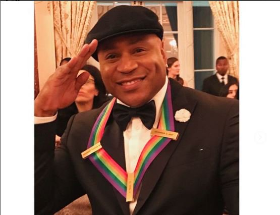 LL Cool J becomes the first ever rapper to receive the Kennedy Center Honor
