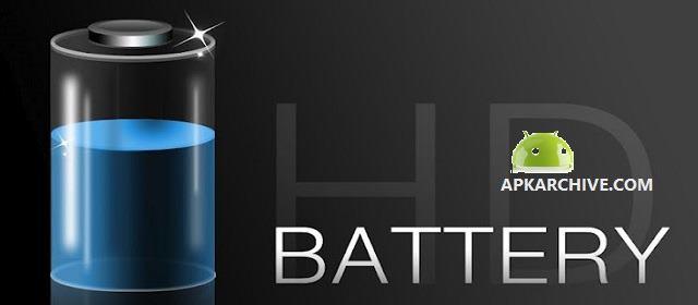 Battery HD Pro Android Batarya Koruma Apk indir