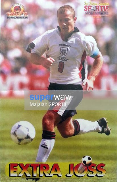Alan Shearer (Inggris 1998)