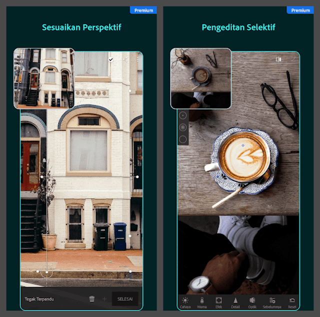 Download Adobe Lightroom CC Fullpack Mod APK Terbaru