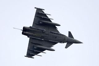 Estonya'da NATO uçağı 'yanlışlıkla' füze fırlattı