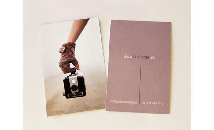 cartao de visita criativo fotografos 22 - Fotógrafos 10 cartões de visita irresistíveis