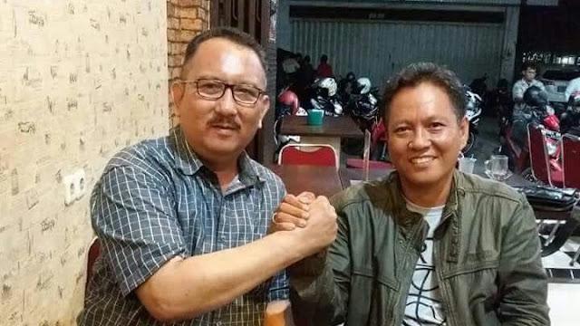 Bertemu Ketua Demokrat Sulsel, Edy Maiseng Disupport Maju di Pilwalkot Palopo