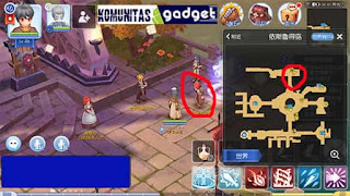 Cara Pindah Channel Indonesia Ragnarok Online Mobile The Guardian of Eternal Love