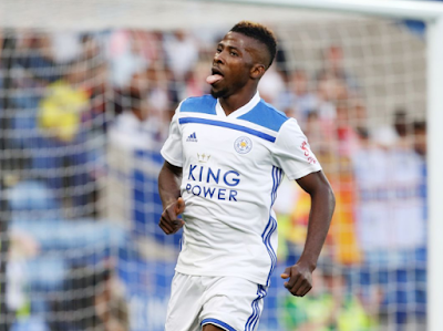 Leicester to Iheanacho after scoring against Valencia [EPL]