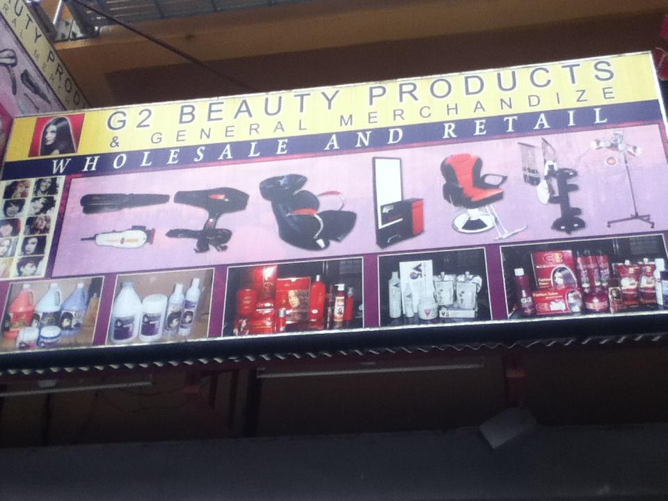 QUIAPO! QUIAPO ILALIM!: G2 Beauty Products (Salon Haven