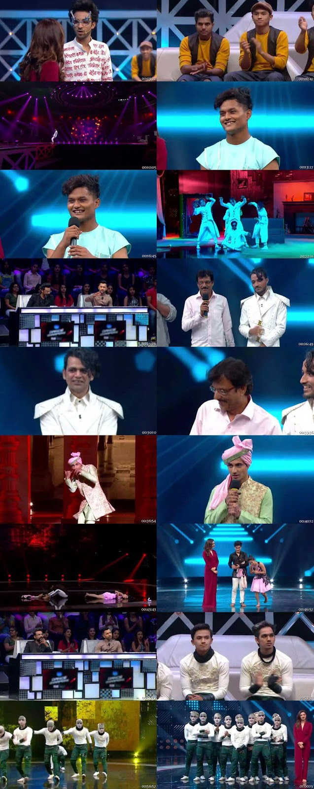 Dance Champions 02 December 2017 Episode 19 HDTV 480p