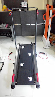 Treadmill Manual 3 Fungsi