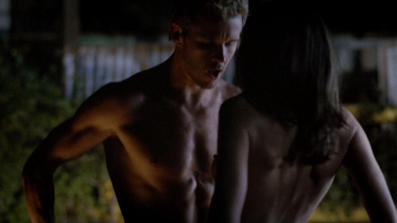 Naked Vedette Lim In True Blood Ancensored