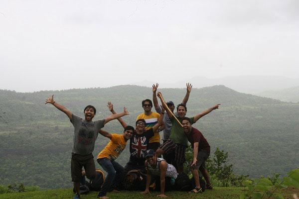 Rajmachi route