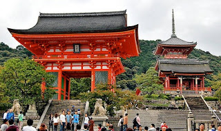 Kyomizu Temple Jepang - Paket Tour Jepang 2013 - Enjoy Wisata