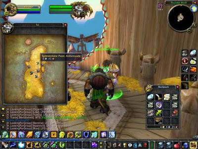 world of warcraft online play pc game