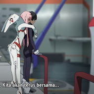 Darling in the FranXX Episode 11 Subtitle Indonesia