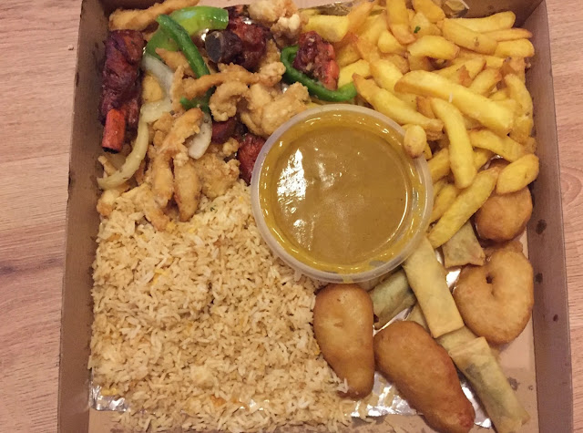 chinese munchy box