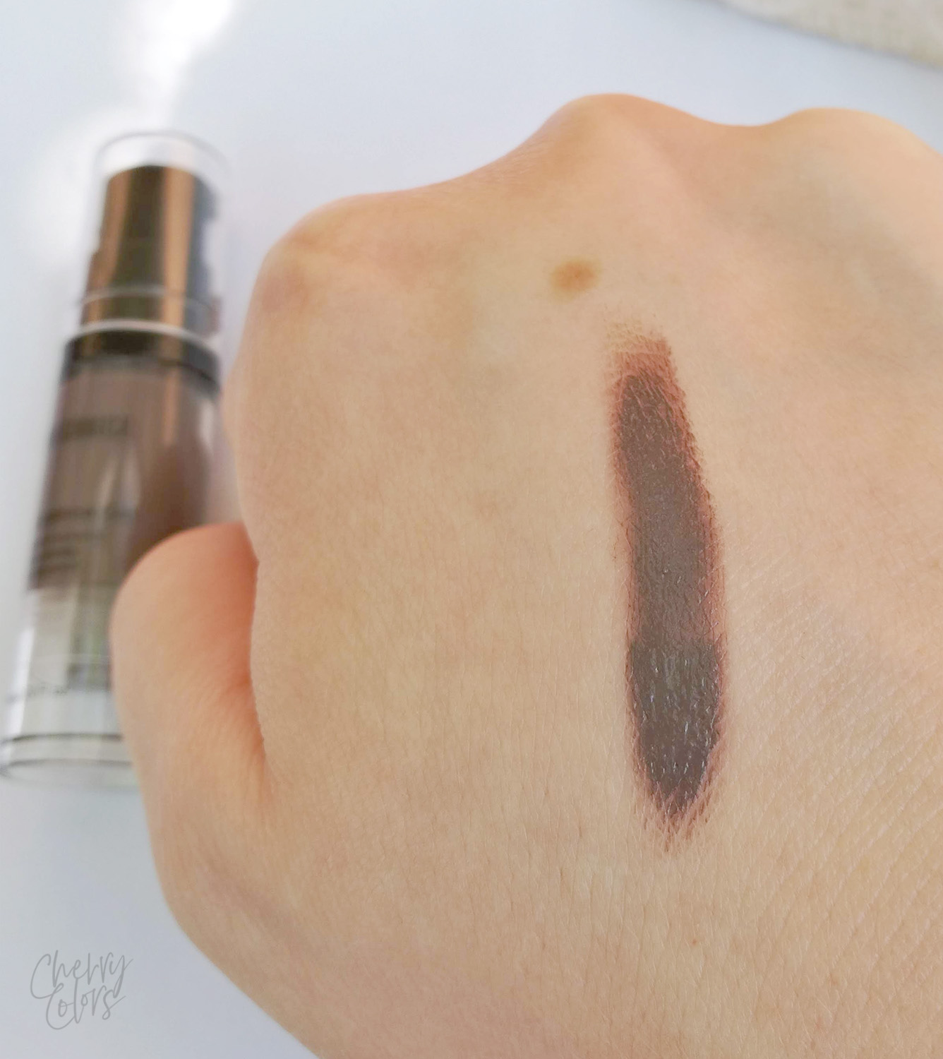 BONNIE CHOICE WATERPROOF EYEBROW GEL