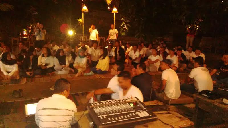 ACC Cabang Fatmawati Ngariung di Alam Santosa