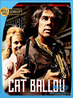 Cat Ballou 1965 HD [1080p] Latino [Mega]dizonHD