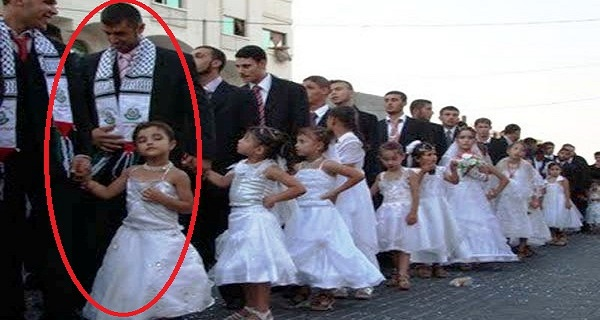 THIS 8 YEAR OLD BRIDE DIED ON HER WEDDING NIGHT. WHEN YOU SEE WHY, YOU'LL BE SICK