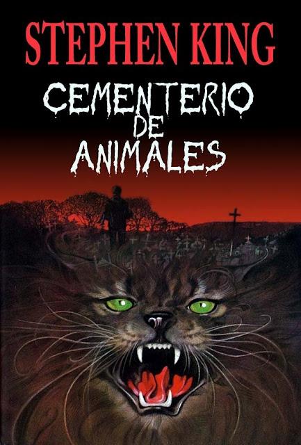 PELICULA Cementerio de animales - Novela de Stephen King