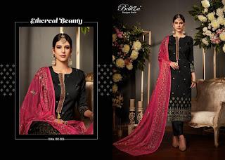 Belliza Designer Kiara Bridal Salwar Kameez
