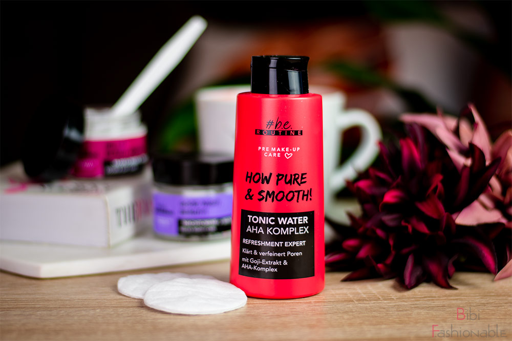 be routine Tonic Water AHA Komplex