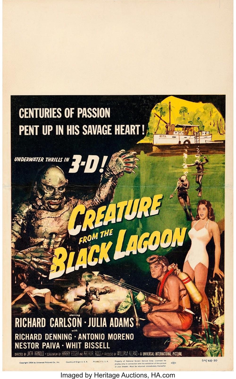 Pop Culture Safari!: Vintage movie poster: