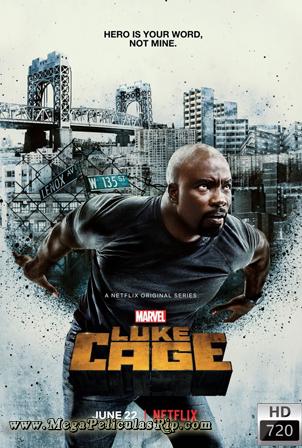 Luke Cage Temporada 2 [720p] [Latino-Ingles] [MEGA]