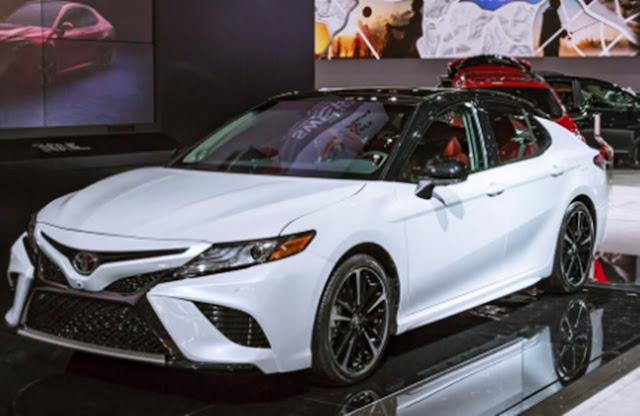 2019 Toyota Camry Redesign, Release, Price
