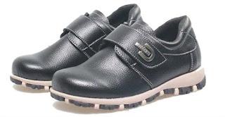 Sepatu Anak Laki-Laki Model Bertali BAG 725