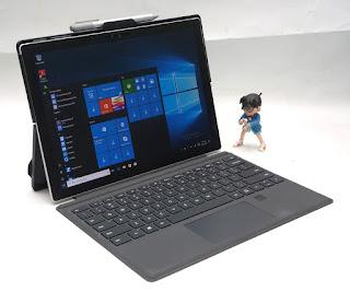 Jual Microsoft Surface 4 Pro Bekas