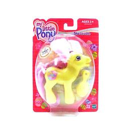 My Little Pony Skedoodle Easter Ponies  G3 Pony