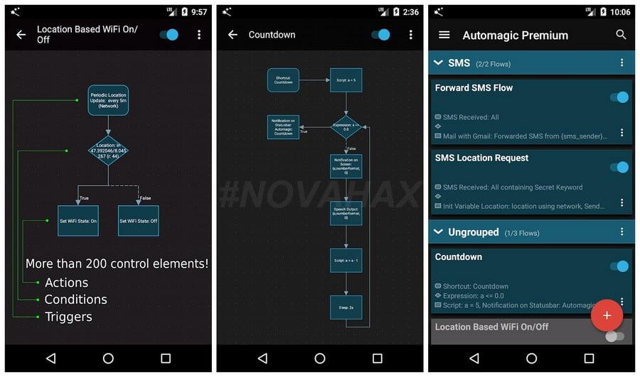 Automagic * Automation Premium 1 37 0 APK [Patched] | Novahax