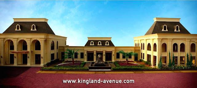 Kantor marketing gallery Kingland Avenue Serpong