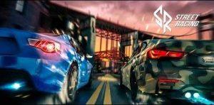 SR Street Racing MOD Apk + Data v1.161 Unlimited Money