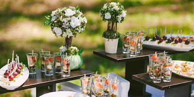 Wedding Catering Bay Area