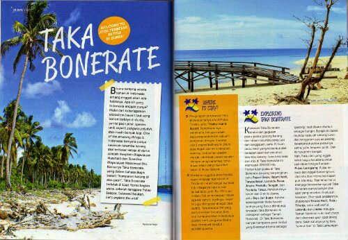 Taman Nasional Taka Bonerate