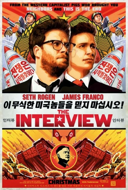 Ám Sát Kim Jong Un - The Interview (2014) [HD-Vietsub+Thuyết minh]