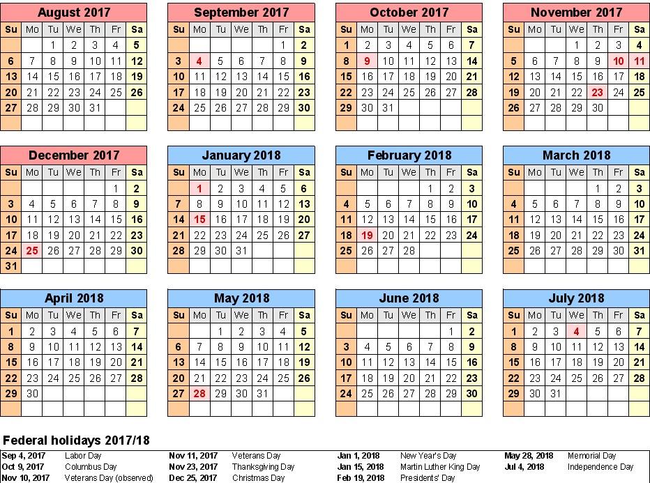 Printable Calendar    Calendar Templates