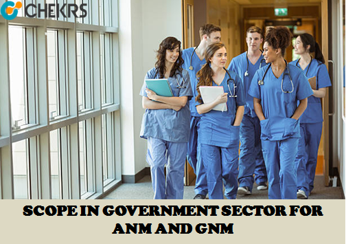 SCOPE IN GOVERNMENT SECTOR FOR ANM AND GNM