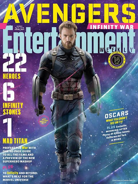 Avengers Infinity War!