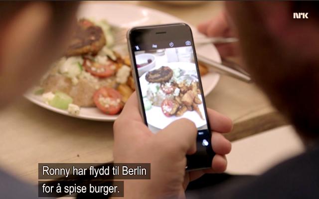 Oppskrift Valburger NRK Live Redder Verden Vegansk Burger Kjøttfri Kokkekurs
