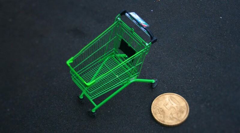 Miniature Object Illusion