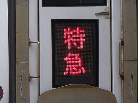特急こうざき酒蔵まつり号 佐原行き E257系