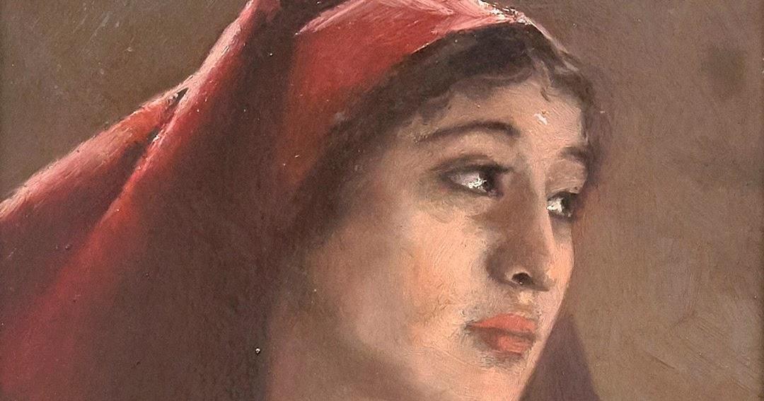 Le Prince Lointain Albert Von Keller 1844 1920 La Femme Au