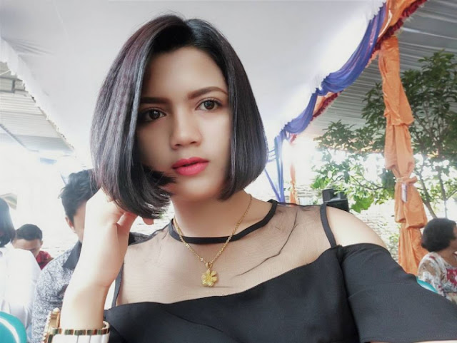 Polwan Cantik Vani Simbolon Dari Medan - liataja.com