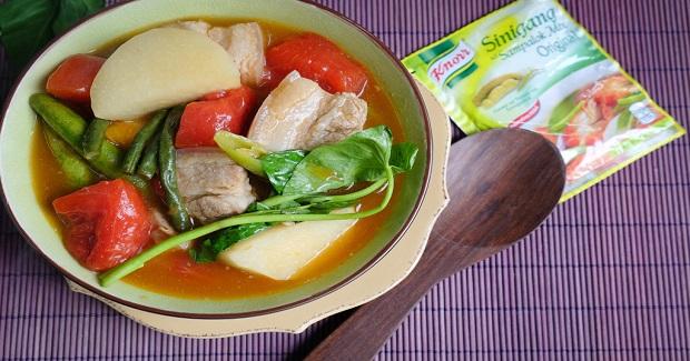 Pork Sinigang With Pakwan Recipe