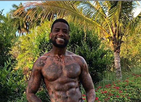 Rapper, Gucci Mane causes a stir on IG as he flashes his huge eggplant (Photo)