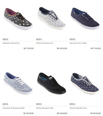 Keds Shoes Ladies Zalora Indonesia stylish