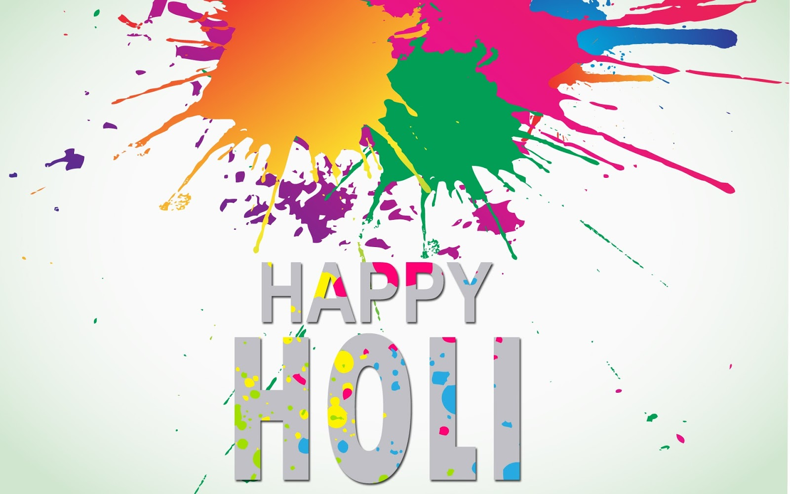 Happy Holi Wallapers 2017